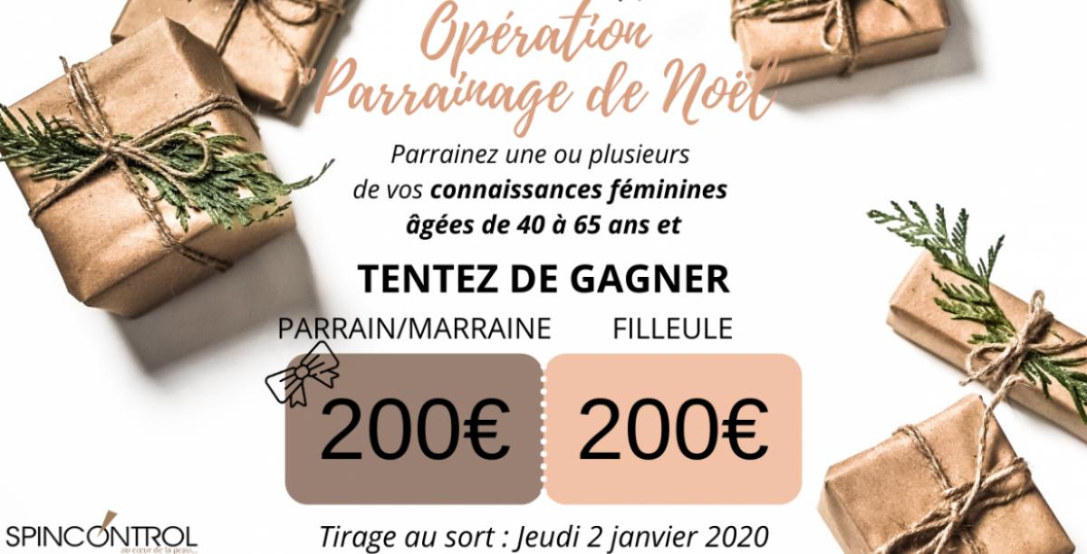 """Opération """"parrainage de Noël"""""""